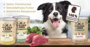 2015-04-24 Wildes Land Banner Hund